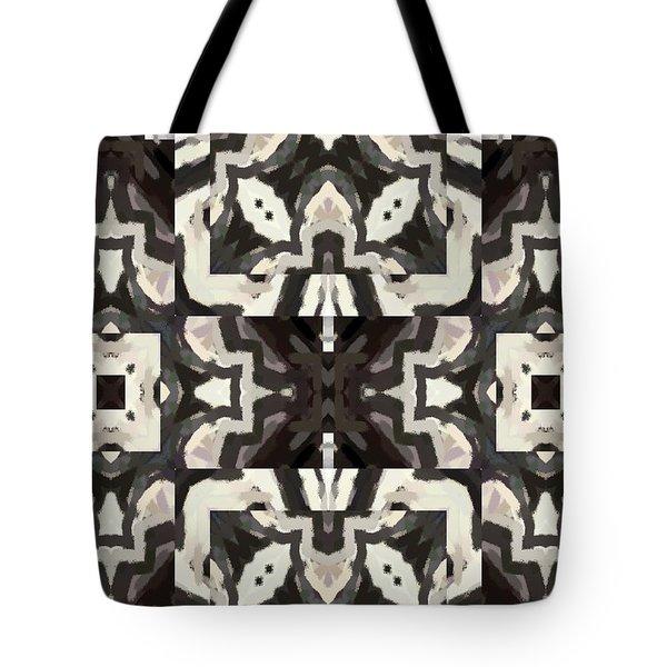 X Marks The Spot Tote Bag by Maria Watt