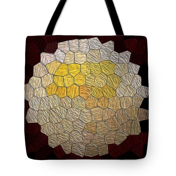 X-mas Tiles Tote Bag