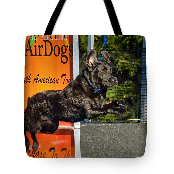 X-treme Airdogs 5 Tote Bag