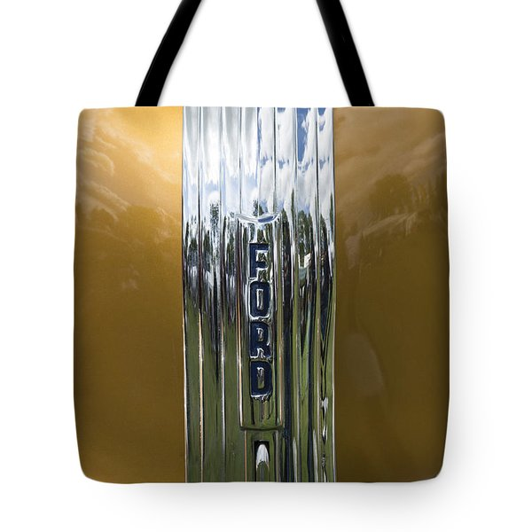 Ford 3 Tote Bag