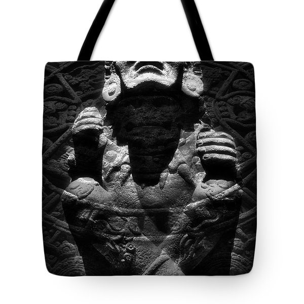 Xochipilli Tote Bag