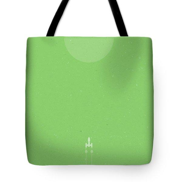 Y-wing Bombing Run Tote Bag