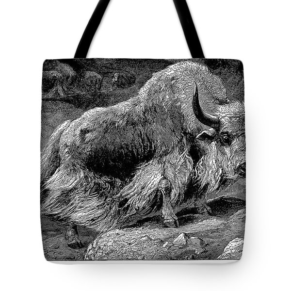 YAK Tote Bag by Granger