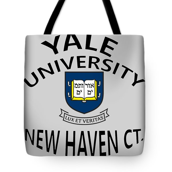 Yale University New Haven Connecticut  Tote Bag