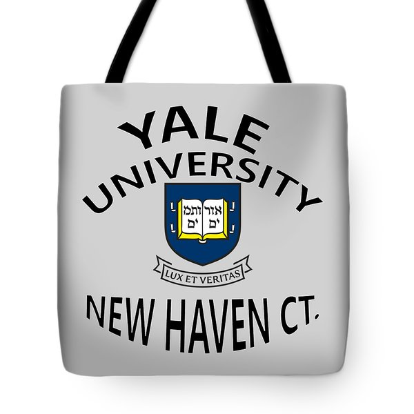 Yale University New Haven Connecticut  Tote Bag