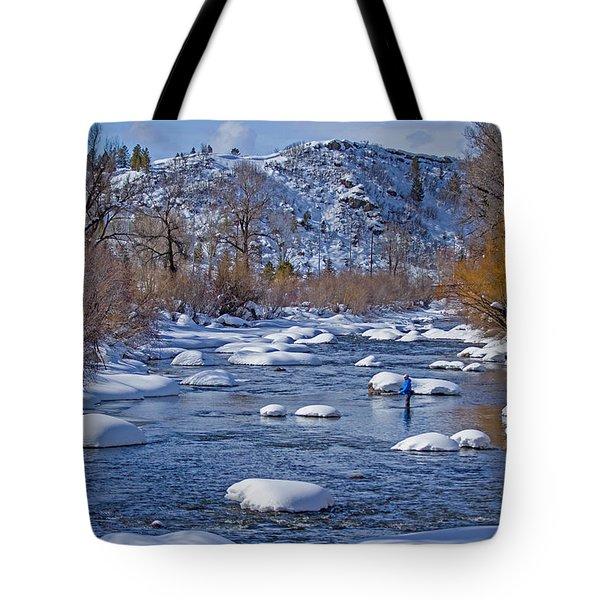 Yampa River Tote Bag