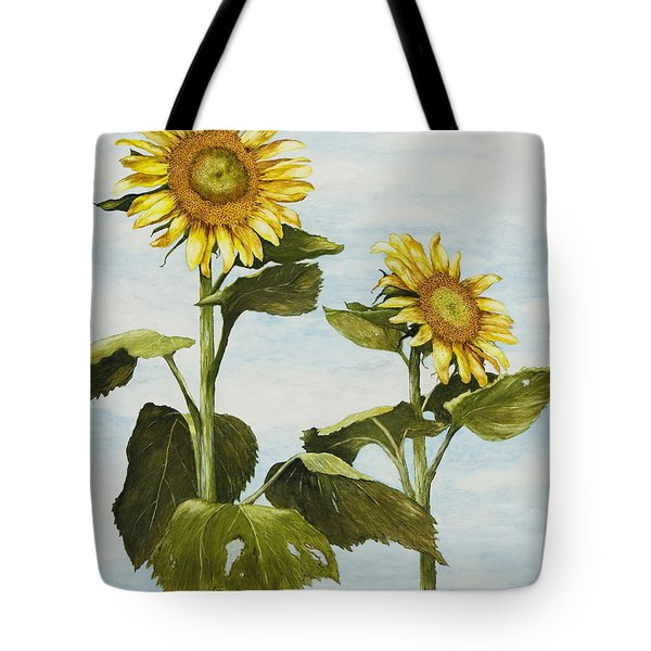 Yana's Sunflowers Tote Bag