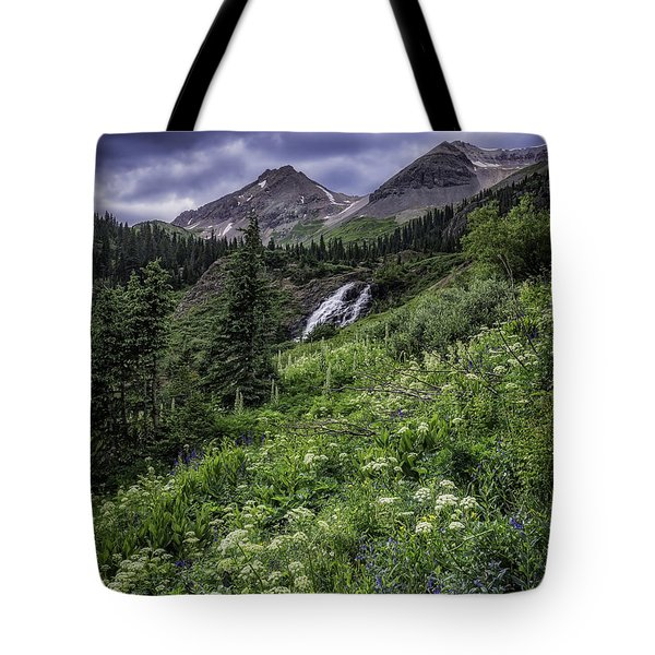 Yankee Boy Basin #1 Tote Bag