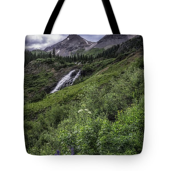 Yankee Boy Basin #2 Tote Bag