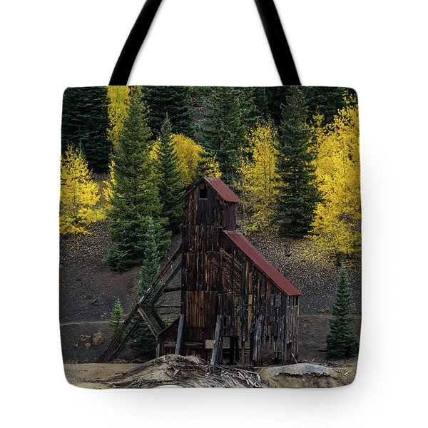 Yankee Girl Mine - 8764 Tote Bag
