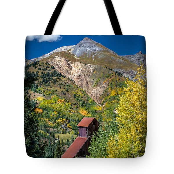 Yankee Girl Mine Tote Bag