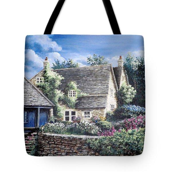 Yanworth Tote Bag