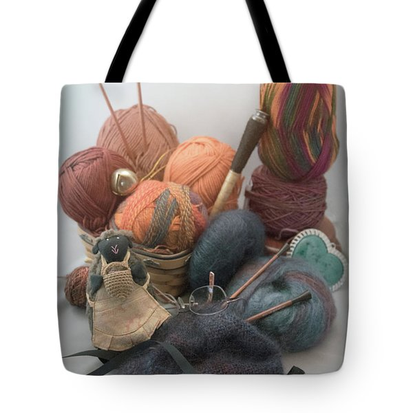 Yarn Tote Bag