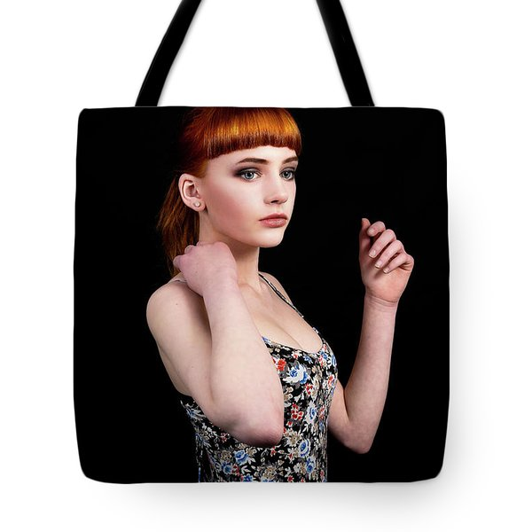 Tote Bag featuring the photograph Yasmin Perfection by Ian Thompson