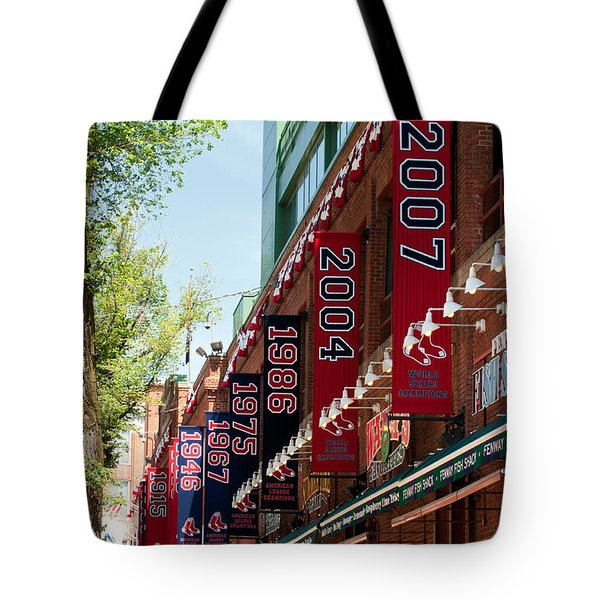 Yawkee Way Tote Bag