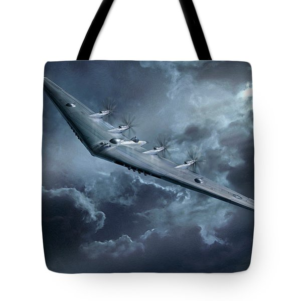 Yb-35 Flying Wing  Tote Bag