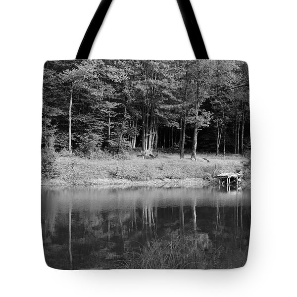 Ye Old Swimming Hole Tote Bag