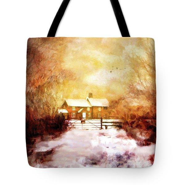 Ye Olde Inn Tote Bag