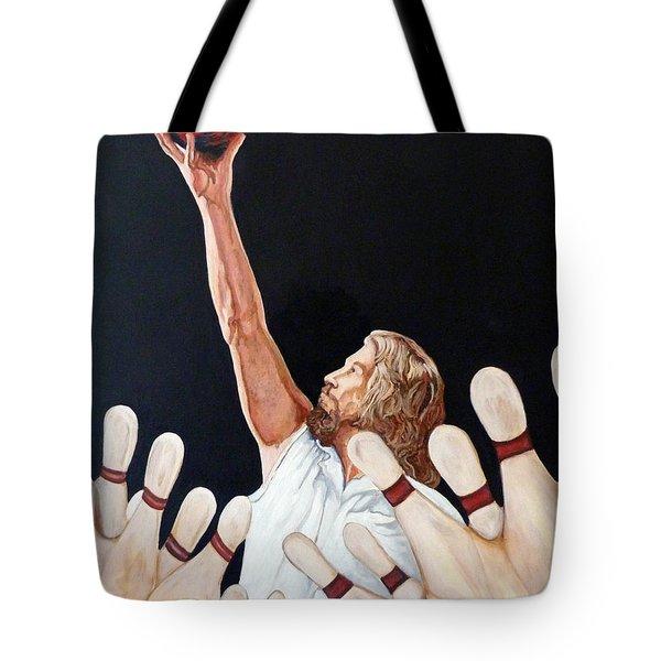 Yeah Yeah Oh Yeah Tote Bag