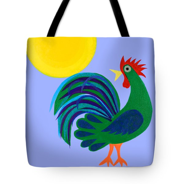 Year Of The Rooster Tote Bag