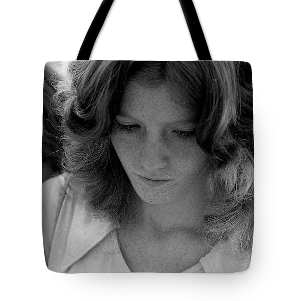 Yearbook Signing, 1972, Part 2 Tote Bag