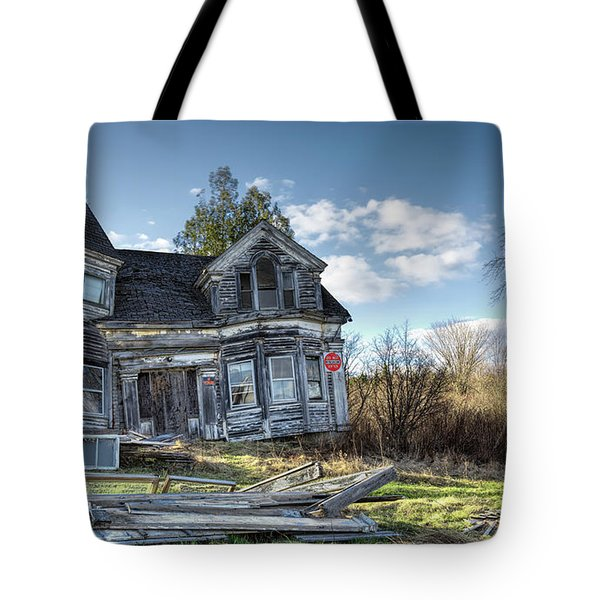 Years Gone By Tote Bag