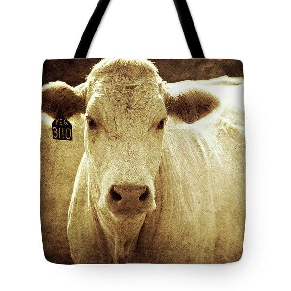 Tote Bag featuring the photograph Yeg 3110 by Trish Mistric