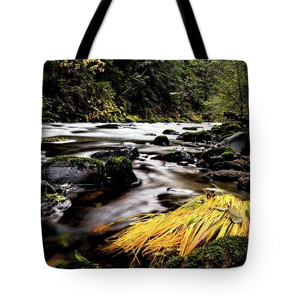 Yello Grass Tote Bag