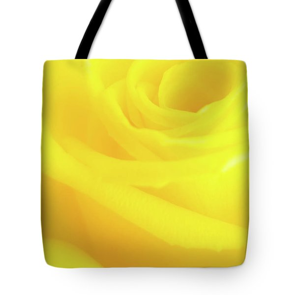 Yello Rose Tote Bag