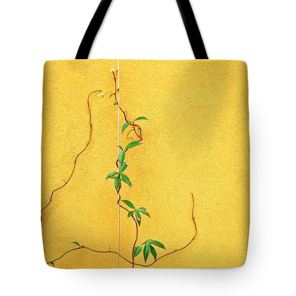 Yellow #3 Tote Bag