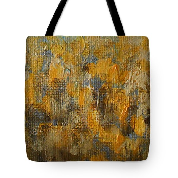 Tulips Dance Abstract 5 Tote Bag