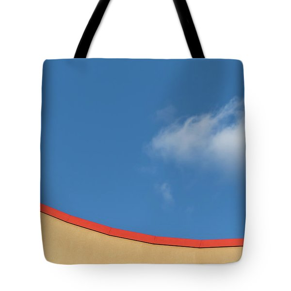 Yellow And Blue - Tote Bag