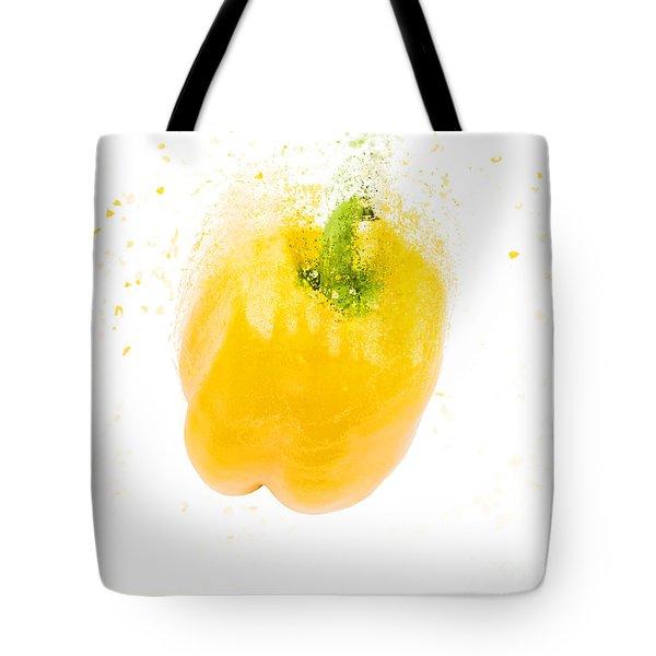 Yellow Bell Pepper  Tote Bag