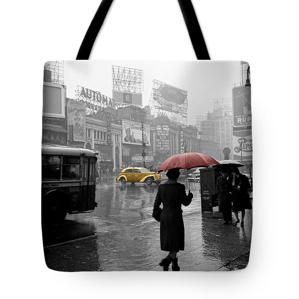 Yellow Cabs New York 2 Tote Bag