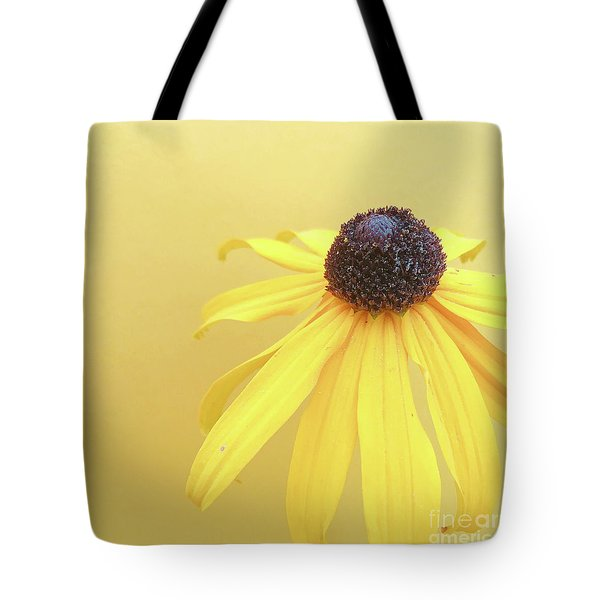 Tote Bag featuring the photograph Yellow by Cindy Garber Iverson
