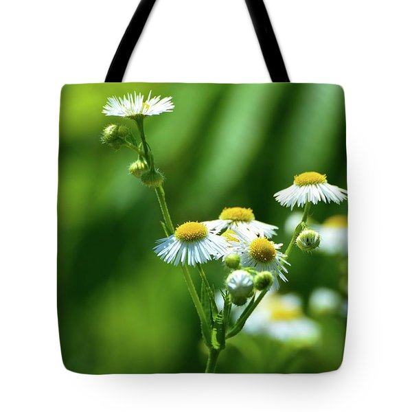 Yellow Composition  Tote Bag