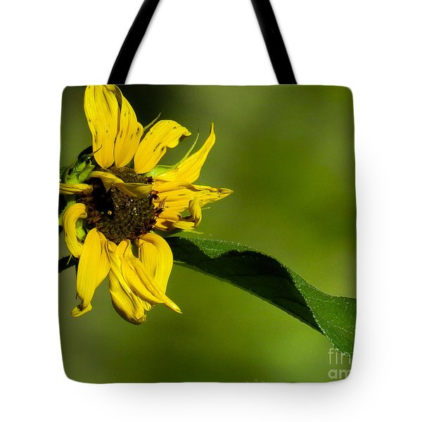 Yellow Flower 1 Tote Bag