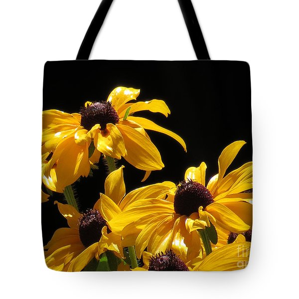 Yellow Flower 2 Tote Bag