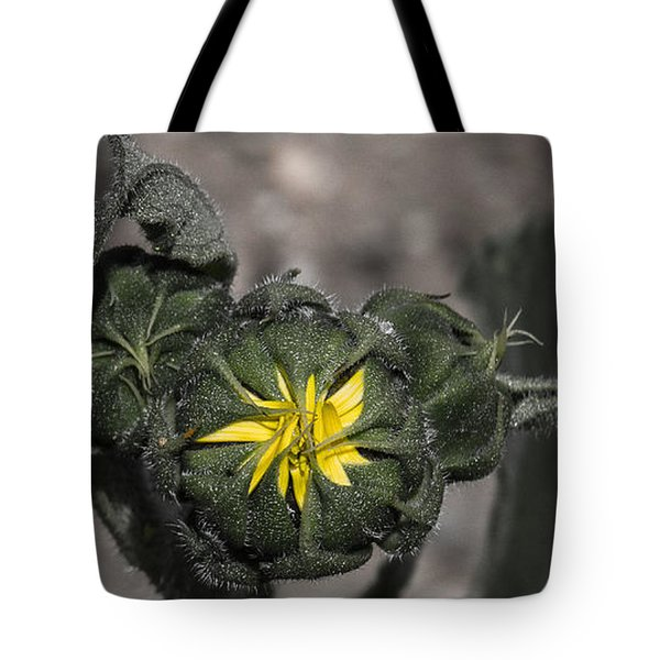 Yellow Flower 3 Tote Bag