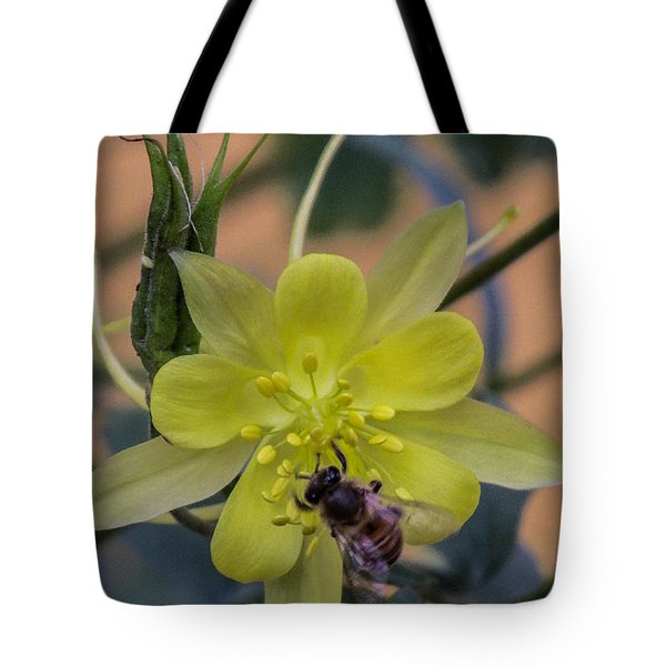 Yellow Flower 5 Tote Bag