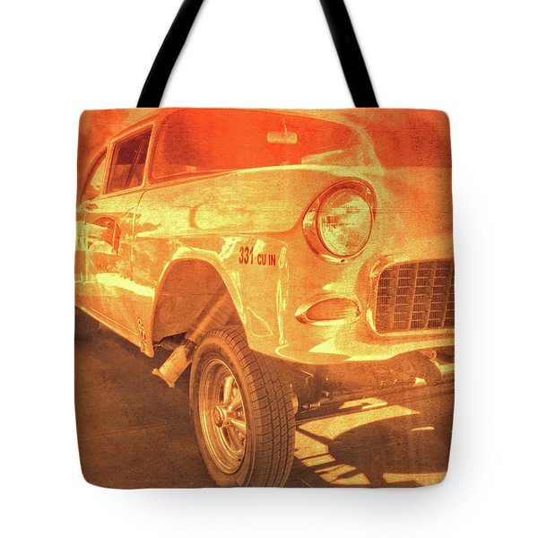 Yellow Gasser Tote Bag