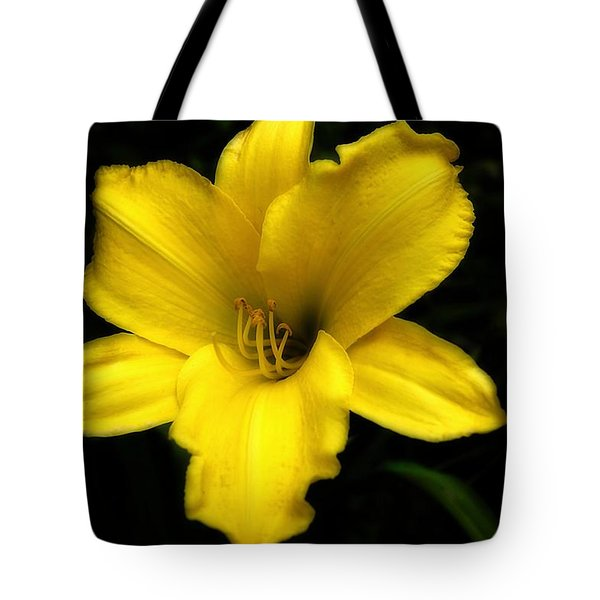 Yellow Lily 2015  Tote Bag