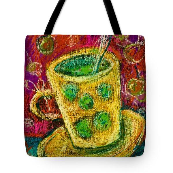 Yellow Mug Tote Bag