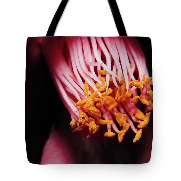 Yellow Pollen 01 Tote Bag