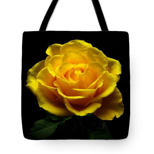 Yellow Rose 4 Tote Bag