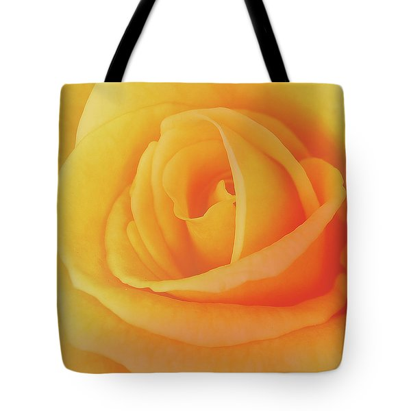 Yellow Rose 4788 Tote Bag by Michael Peychich