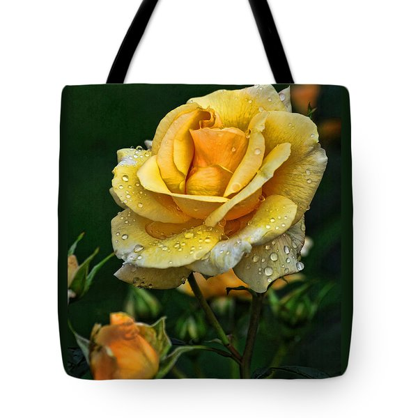 Yellow Rose Bs Tote Bag