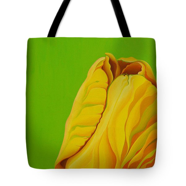 Yellow Somebuddy Tote Bag