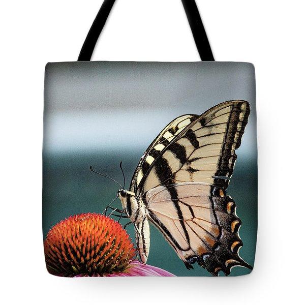Yellow Swallowtail II Tote Bag