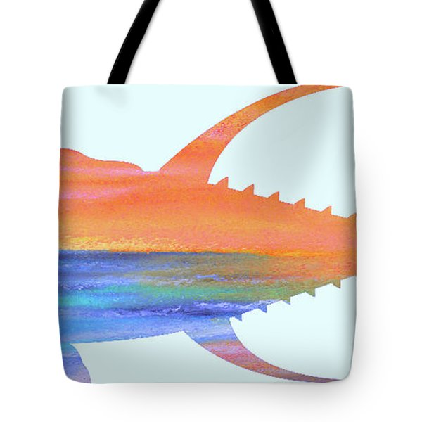 Yellowfin Sunset Beach Tote Bag